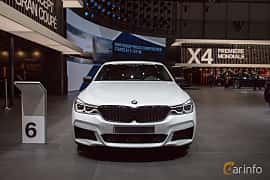 Front  of BMW 640d Gran Turismo xDrive  Steptronic, 320ps, 2018 at Geneva Motor Show 2018