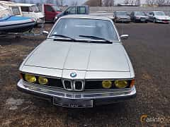 Front  of BMW 728i  Automatic, 184ps, 1982