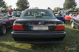 BMW 740iL 44 V8 Automatic 286hp 1999