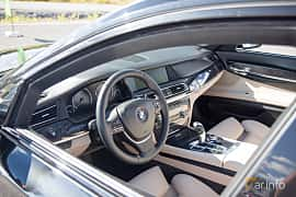 BMW 750Li 44 V8 Automatic 450hp 2015