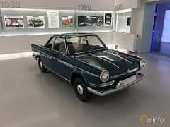 Fram/Sida av BMW 700 LS Coupé 0.7 Manual, 40ps, 1964