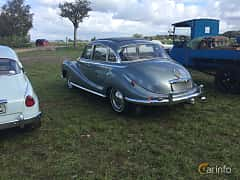 Back/Side of BMW 502 3.2 Super 3.2 V8 Manual, 140ps, 1958