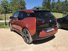 Back/Side of BMW i3 0.6 + 22 kWh Automatic, 170ps, 2016