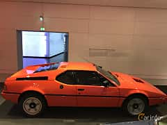 Sida av BMW M1 3.5 Manual, 277ps, 1979