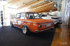 Back/Side of BMW 1602 2-door  Manual, 85ps, 1972 at Bilsport Performance & Custom Motor Show 2019