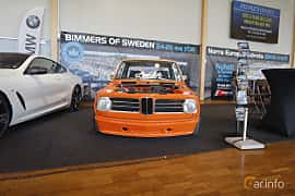 Front  of BMW 1602 2-door  Manual, 85ps, 1972 at Bilsport Performance & Custom Motor Show 2019