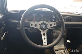 Interior of BMW 1602 2-door  Manual, 85ps, 1972 at Bilsport Performance & Custom Motor Show 2019