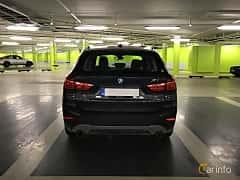 Bak av BMW X1 xDrive20d 2.0 xDrive Steptronic, 190ps, 2016