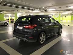 Bak/Sida av BMW X1 xDrive20d 2.0 xDrive Steptronic, 190ps, 2016