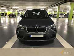Fram av BMW X1 xDrive20d 2.0 xDrive Steptronic, 190ps, 2016
