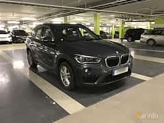 Fram/Sida av BMW X1 xDrive20d 2.0 xDrive Steptronic, 190ps, 2016