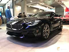 Front/Side  of BMW Z4 sDrive20i  Steptronic, 197ps, 2019