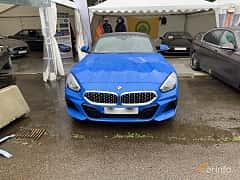 Front  of BMW Z4 sDrive20i  Steptronic, 197ps, 2019 at Svenskt sportvagnsmeeting 2019