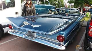 Back/Side of Buick Electra 225 Convertible 6.6 V8 Automatic, 305ps, 1959 at Nostalgidagarna Härnösand 2019