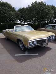 Front/Side  of Buick Electra 225 Custom Convertible 7.5 V8 Hydra-Matic, 375ps, 1970