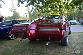 Back/Side of Buick Riviera 7.5 V8 Automatic, 259ps, 1971 at Onsdagsträffar på Gammlia v.33 / 2018