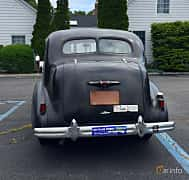 Bak av Buick Special 2-door Trunk Back Sedan 4.1 Manual, 101ps, 1937