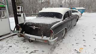 Back/Side of Buick Super Sedan 5.3 V8 Automatic, 258ps, 1956