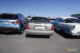 Bak av Cadillac De Ville 4.6 V8  Automatic, 279ps, 2004