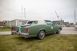 Back/Side of Cadillac Eldorado Coupé 5.7 V8 Hydra-Matic, 173ps, 1979 at Veteranbilsträff i Vikens hamn  2019 Maj