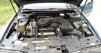 Engine compartment of Cadillac Seville 4.5 V8 Automatic, 182ps, 1990