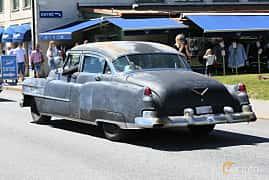 Bak/Sida av Cadillac Fleetwood Sixty Special 5.4 V8 Hydra-Matic, 193ps, 1952 på Cruising Lysekil 2019