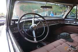 Interior of Cadillac Sixty-Two Coupé de Ville 5.4 V8 Hydra-Matic, 213ps, 1953 at Onsdagsträffar på Gammlia v.33 / 2018