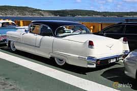 Bak/Sida av Cadillac Sixty-Two Sedan de Ville 6.0 V8 Automatic, 289ps, 1956 på Cruising Lysekil 2019