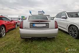 Bak av Cadillac XLR 4.6 V8 Automatic, 326ps, 2008 på Vallåkraträffen 2019