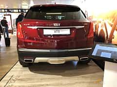 Back of Cadillac XT5 3.6 V6 AWD Automatic, 314ps, 2019