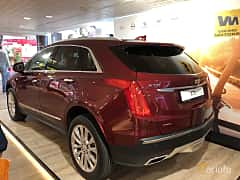 Back/Side of Cadillac XT5 3.6 V6 AWD Automatic, 314ps, 2019