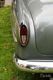 Close-up of Chevrolet Bel Air 4-door Sedan 3.9 Manual, 117ps, 1954