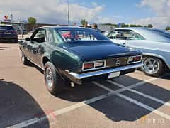 Back/Side of Chevrolet Camaro SS 396 6.5 V8 Automatic, 329ps, 1968
