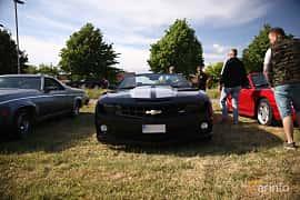 Fram av Chevrolet Camaro SS Convertible 6.2 V8 Automatic, 405ps, 2011 på Tisdagsträffarna Vikingatider v.21 / 2018