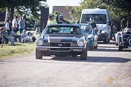 Fram/Sida av Chevrolet Camaro 1970 på Tisdagsträffarna Vikingatider v.26 / 2017