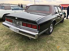 Back/Side of Chevrolet Caprice Sedan 1987 at Old Car Land no.2 2019