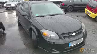 Fram/Sida av Chevrolet Cobalt SS Coupe 2.0 Turbo Manual, 264ps, 2009