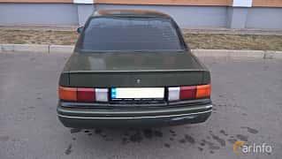 Back of Chevrolet Corsica Sedan 3.1 V6 Automatic, 142ps, 1991