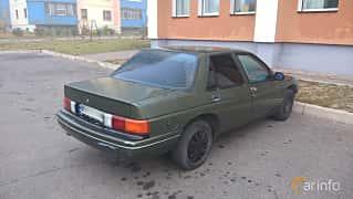 Back/Side of Chevrolet Corsica Sedan 3.1 V6 Automatic, 142ps, 1991