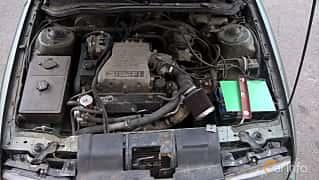 Engine compartment  of Chevrolet Corsica Sedan 3.1 V6 Automatic, 142ps, 1991