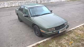 Front/Side  of Chevrolet Corsica Sedan 3.1 V6 Automatic, 142ps, 1991