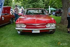 Fram av Chevrolet Corvair Sedan 2.7 Manual, 111ps, 1965 på Sofiero Classic 2018