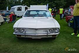 Fram av Chevrolet Corvair Sedan 2.7 Powerglide, 111ps, 1966 på Sofiero Classic 2018