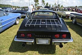 Back of Chevrolet Corvette Stingray 5.7 V8 Automatic, 273ps, 1971 at Wheels & Wings 2015
