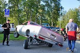 Back/Side of Chevrolet El Camino 5.0 V8 Hydra-Matic, 145ps, 1983 at Onsdagsträffar på Gammlia Umeå 2019 vecka 28