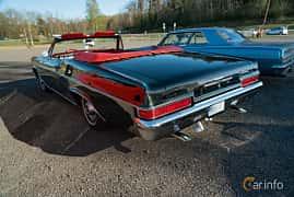 Back/Side of Chevrolet Impala Convertible 4.6 V8 Powerglide, 198ps, 1966 at Lissma Classic Car 2019 vecka 20