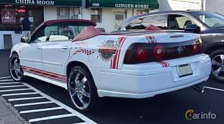 Bak/Sida av Chevrolet Impala 3.4 V6 Automatic, 182ps, 2002