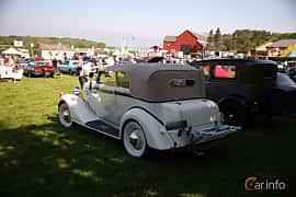 Bak/Sida av Chevrolet Master Cabriolet 3.4 Manual, 80ps, 1934 på Tjolöholm Classic Motor 2018