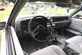 Interior of Chevrolet Monte Carlo 5.0 V8 Automatic, 183ps, 1988 at Sofiero Classic 2019