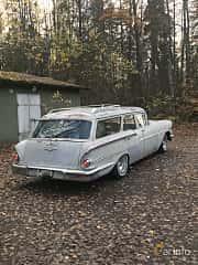 Back/Side of Chevrolet Yeoman 4-door 3.9 Powerglide, 147ps, 1958